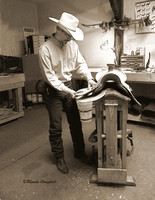 Saddle Making 2