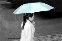 Girl & Umbrella